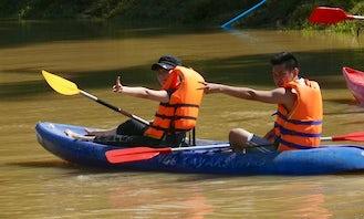 Kayak Trip In Krong Battambang