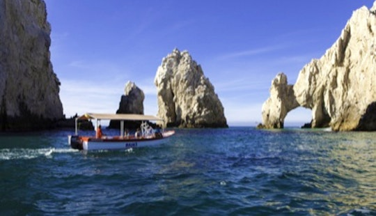 Private Glass Bottom Boat Tour In Cabo San Lucas, Mexico