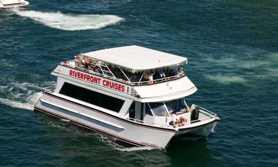 Sightseeing Catamaran Boat Tour In Fort Lauderdale