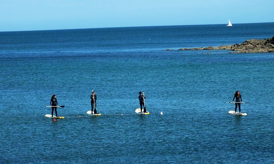 SUP Hire In Falmouth