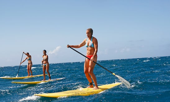 Stand Up Paddleboard Rental In San Francisco