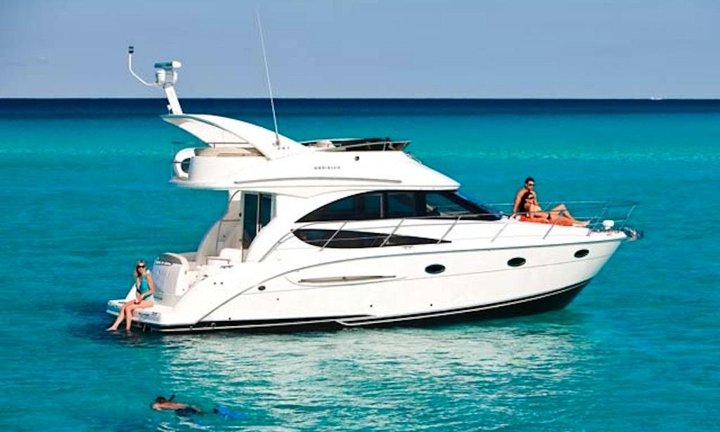Charter 35 39 Meridian Sedan Luxury Motor Yacht In San