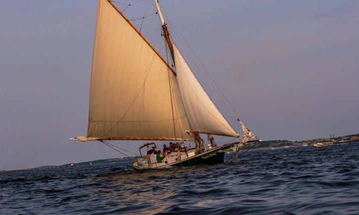 'Tupelo Honey' Sailboat Charters in Boston