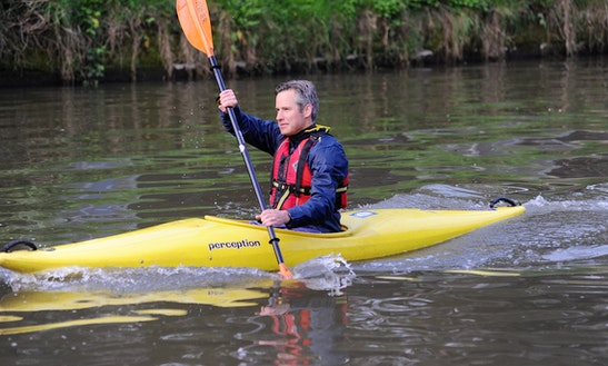 Single Kayak Rental In Hull