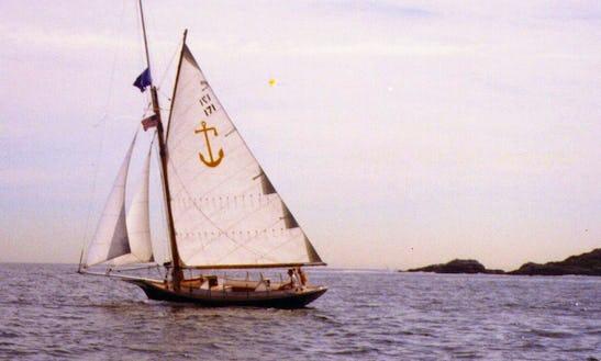 23' Crusing Monohull Charter In Billerica, Massachusetts