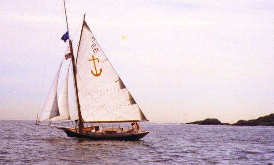 23' Crusing Monohull Charter In Billerica, Massachusetts