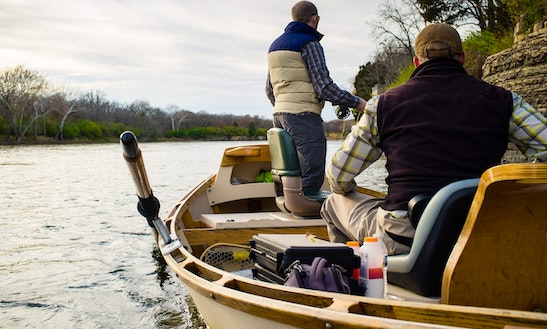 Drift Boat River Fly Fishing & Guided Trips In Chicago