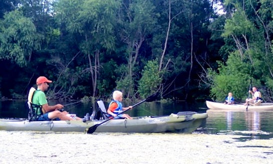 Tandem Kayak Rental In Aurora, Illinois