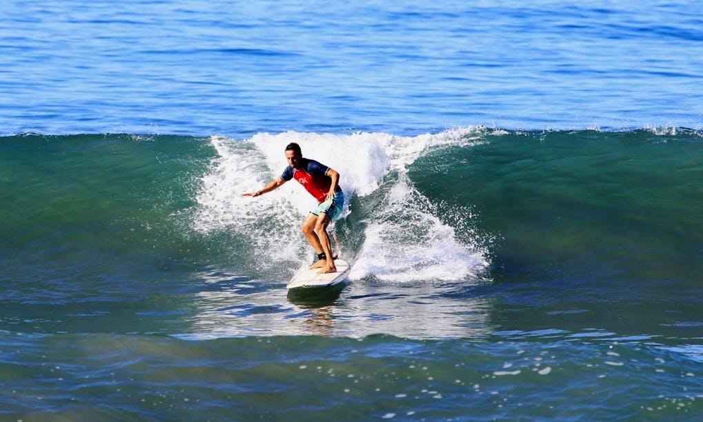 Surf Lesson In Santa Teresa