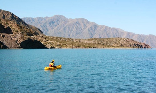 Kayak Adventure In Potrerillos