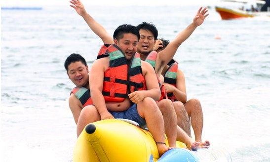 Banana Boat Tour In Kuta Selatan