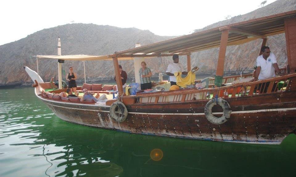 Kayed in Dibba Oman