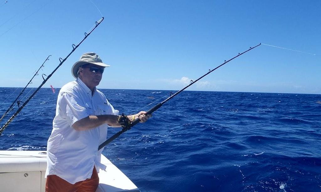 29 39 blackfin offshore sportfishing charter in punta cana for Punta cana fishing charters
