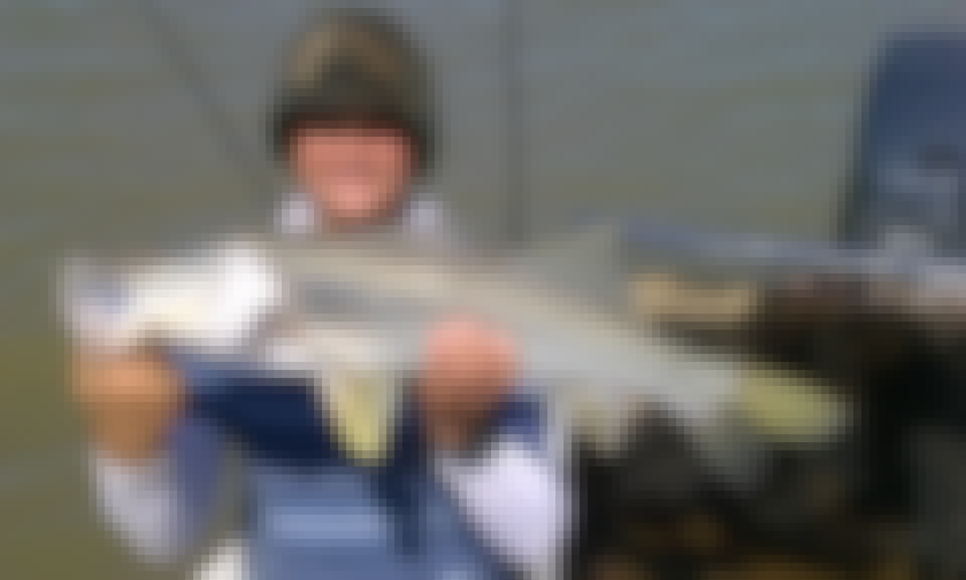 Fresh water and inshore fishing with Captain Tom Hinterschied