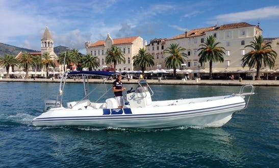 Flyer 747 - Rib Rental In Trogir, Split, Dalmatia, Croatia