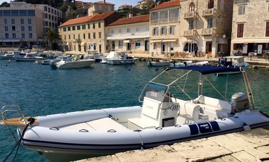 12 Person Flyer 747 Rib For Hire In Split