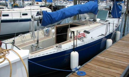 Charter 30ft 'posh' Bianca Aphrodite Sailboat In Kemah, Texas