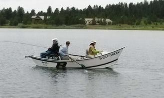 16ft Row Boat Rental in South Fork, Colorado