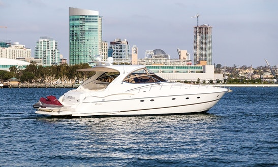 'part Waves' 560 Express Yacht Charter In San Diego