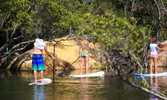 Stand Up Paddleboard Hire In Bayview