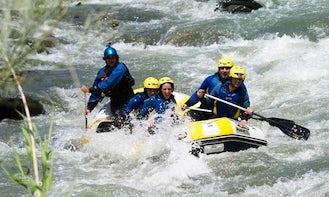 River Rafting In Granada