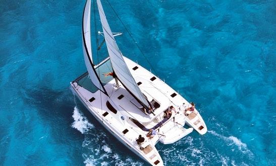 Nautitech 40 Yacht In Seychelles