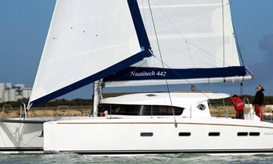 Nautitech 442 Yacht In Seychelles
