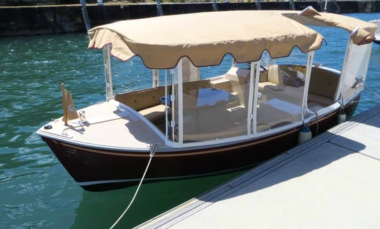 20' Woolwich Eco Boat Rental In Sydney, Australia