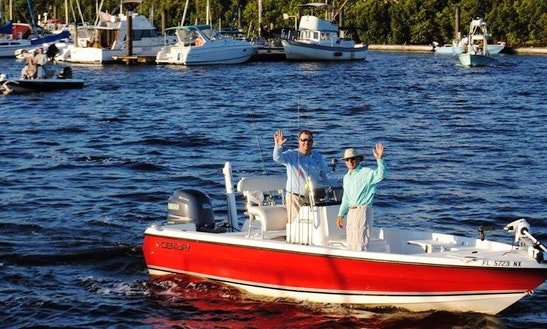 Fishing charters with captain randy getmyboat for Randys fishing trips