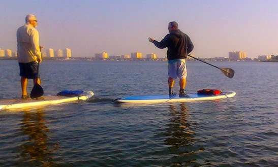 Stand Up Paddleboard Rental In South Daytona