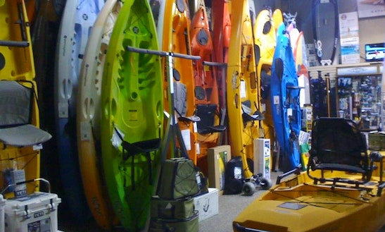 Kayak Rental In South Daytona