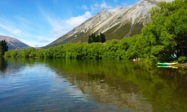 Kayak Fishing Trips in Christchurch, New Zealand