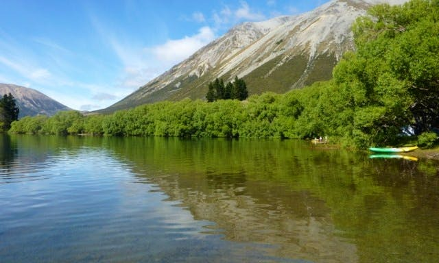 Kayak Fishing Trips in Christchurch, New Zealand