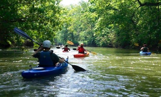 Kayak Rental On Antietam Creek