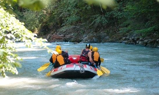 Rafting In Simme