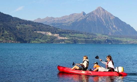 Kayak Rental In Thun