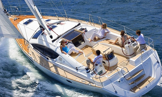 Jeanneau 45ds Charter In Newport Beach