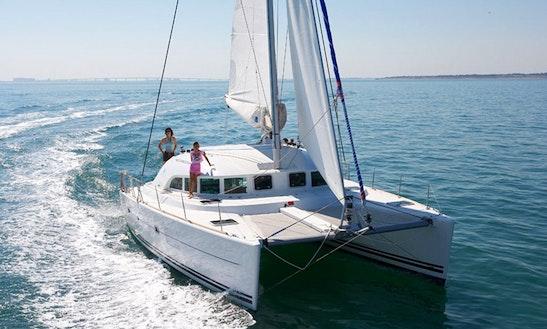 Lagoon 380 Catamaran In Newport Beach