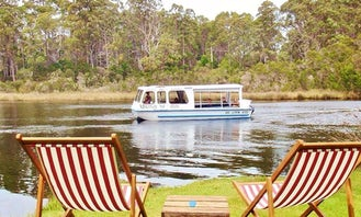 River Cruises on Leven River, Tasmania