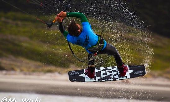 Kitesurfing Lesson In Auckland