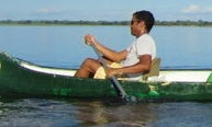 Single Canoe Rental in Corfu, Greece