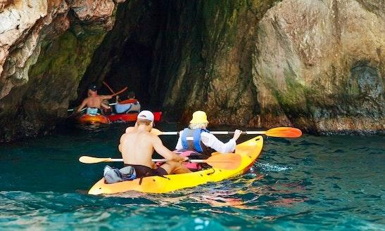 Kayak Rental & Trips In Denia, Spain