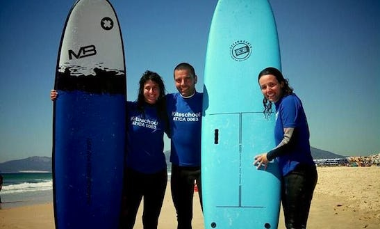 Paddleboard & Surfing Lessons/hire In Tarifa, Spain