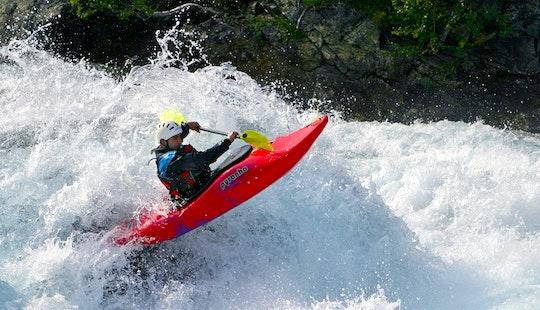 Kayak Rental & Trips In Sion, Switzerland