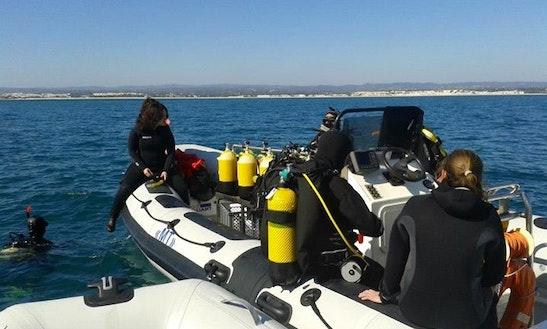 Discover Scuba Diving In Tavira