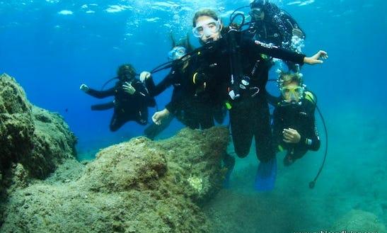 Scuba Diving In Playa Blanca
