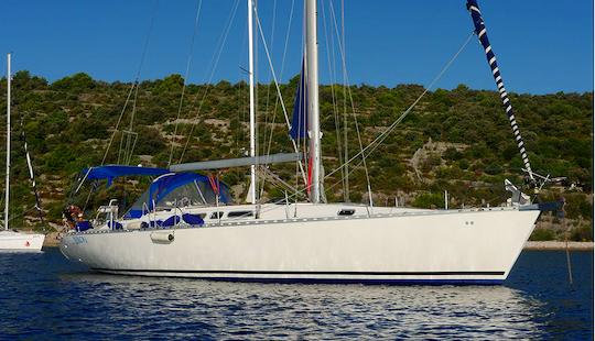 Atlantic 49' Cruising Monohull In Skiathos, Sporades Islands