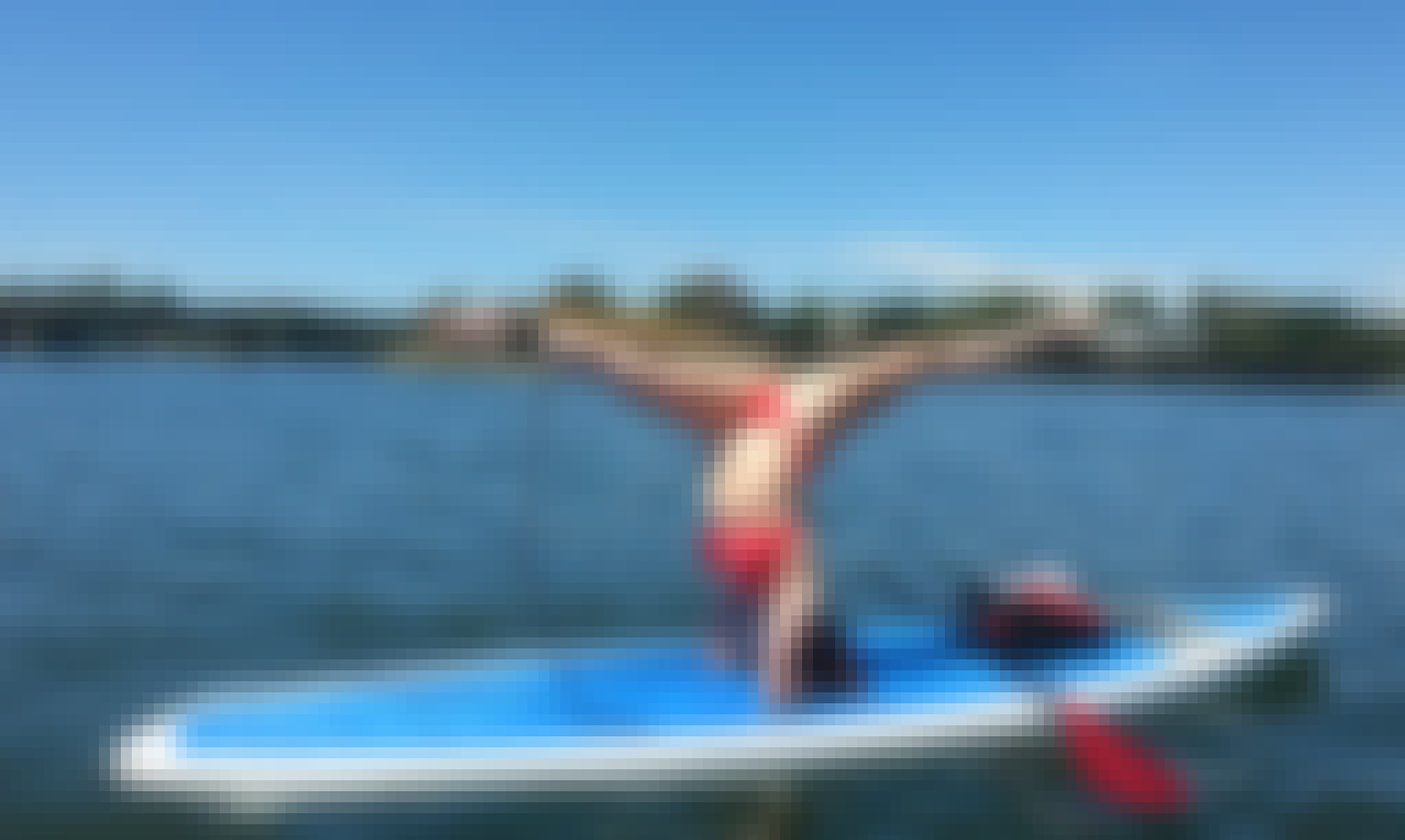 Paddleboard Lessons & Yoga Fitness in Victoria, Canada