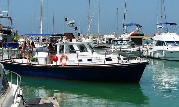 Fishing Charter for 11 People in Andalucía, Spain