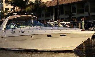 40' Sea Ray Sundancer Motor Yacht